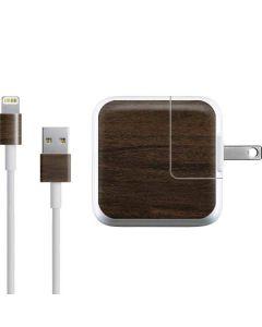 Kona Wood iPad Charger (10W USB) Skin