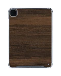 Kona Wood iPad Pro 11in (2020) Clear Case