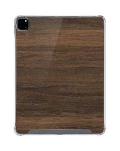 Kona Wood iPad Pro 12.9in (2020) Clear Case
