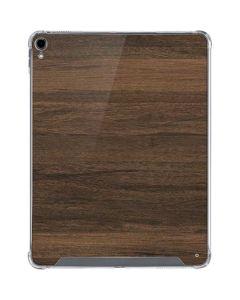 Kona Wood iPad Pro 12.9in (2018-19) Clear Case