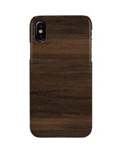 Kona Wood iPhone XS Max Lite Case