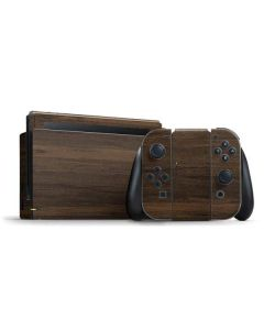 Kona Wood Nintendo Switch Bundle Skin