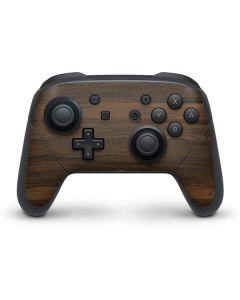 Kona Wood Nintendo Switch Pro Controller Skin