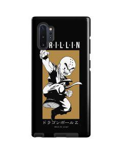 Krillin Combat Galaxy Note 10 Plus Pro Case