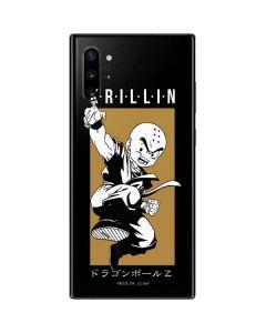 Krillin Combat Galaxy Note 10 Plus Skin