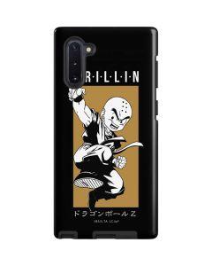 Krillin Combat Galaxy Note 10 Pro Case