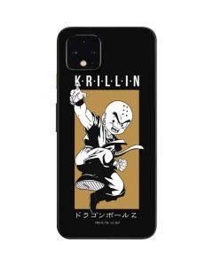 Krillin Combat Google Pixel 4 Skin