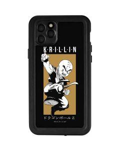 Krillin Combat iPhone 11 Pro Max Waterproof Case