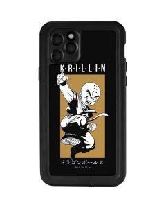 Krillin Combat iPhone 11 Pro Waterproof Case