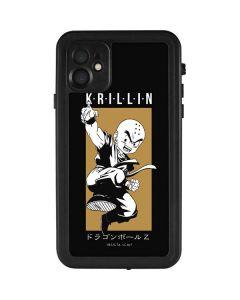 Krillin Combat iPhone 11 Waterproof Case