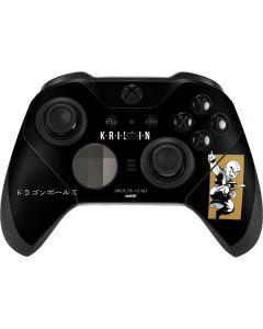 Krillin Combat Xbox Elite Wireless Controller Series 2 Skin