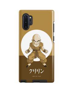 Krillin Monochrome Galaxy Note 10 Plus Pro Case