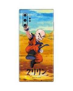 Krillin Power Punch Galaxy Note 10 Plus Skin