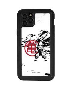 Krillin Wasteland iPhone 11 Pro Max Waterproof Case
