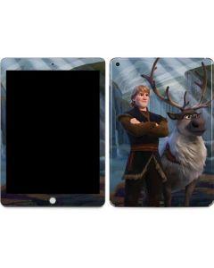 Kristoff and Sven Apple iPad Skin