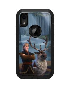 Kristoff and Sven Otterbox Defender iPhone Skin