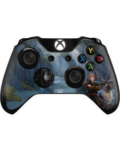 Kristoff and Sven Xbox One Controller Skin