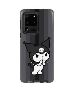 Kuromi Black and White Galaxy S20 Ultra 5G Pro Case