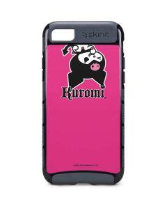 Kuromi Bold Print iPhone 8 Cargo Case