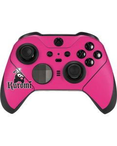 Kuromi Bold Print Xbox Elite Wireless Controller Series 2 Skin