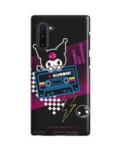 Kuromi Cheeky but Charming Galaxy Note 10 Pro Case