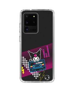 Kuromi Cheeky but Charming Galaxy S20 Ultra 5G Clear Case