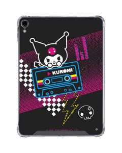 Kuromi Cheeky but Charming iPad Pro 11in (2018-19) Clear Case