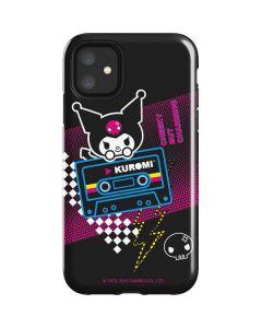 Kuromi Cheeky but Charming iPhone 11 Impact Case