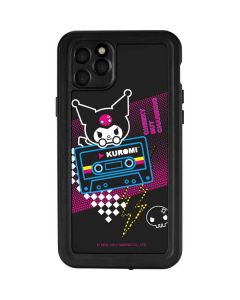 Kuromi Cheeky but Charming iPhone 11 Pro Max Waterproof Case