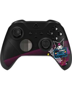 Kuromi Cheeky but Charming Xbox Elite Wireless Controller Series 2 Skin