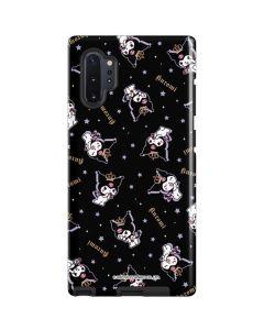 Kuromi Crown Galaxy Note 10 Plus Pro Case