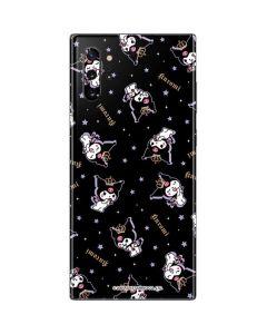 Kuromi Crown Galaxy Note 10 Plus Skin