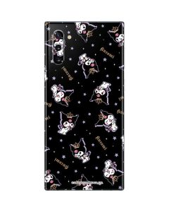 Kuromi Crown Galaxy Note 10 Skin