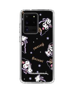 Kuromi Crown Galaxy S20 Ultra 5G Clear Case