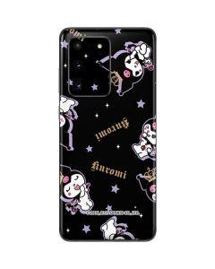 Kuromi Crown Galaxy S20 Ultra 5G Skin