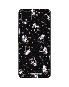 Kuromi Crown Google Pixel 4 XL Skin