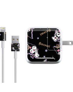 Kuromi Crown iPad Charger (10W USB) Skin
