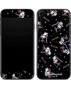 Kuromi Crown iPhone SE Skin