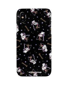 Kuromi Crown iPhone XS Max Lite Case