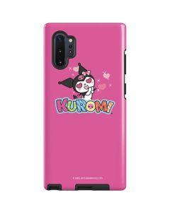 Kuromi Heart Eyes Galaxy Note 10 Plus Pro Case