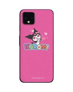 Kuromi Heart Eyes Google Pixel 4 Skin