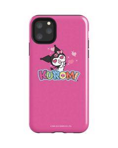 Kuromi Heart Eyes iPhone 11 Pro Max Impact Case