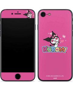 Kuromi Heart Eyes iPhone SE Skin