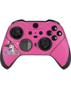 Kuromi Heart Eyes Xbox Elite Wireless Controller Series 2 Skin