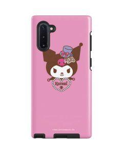 Kuromi Mischievous Galaxy Note 10 Pro Case