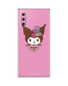 Kuromi Mischievous Galaxy Note 10 Skin