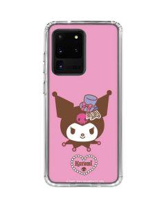 Kuromi Mischievous Galaxy S20 Ultra 5G Clear Case