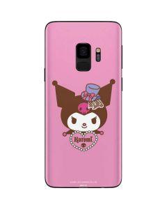 Kuromi Mischievous Galaxy S9 Skin