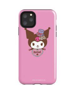 Kuromi Mischievous iPhone 11 Pro Max Impact Case