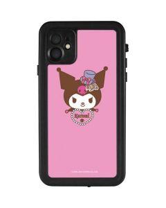 Kuromi Mischievous iPhone 11 Waterproof Case